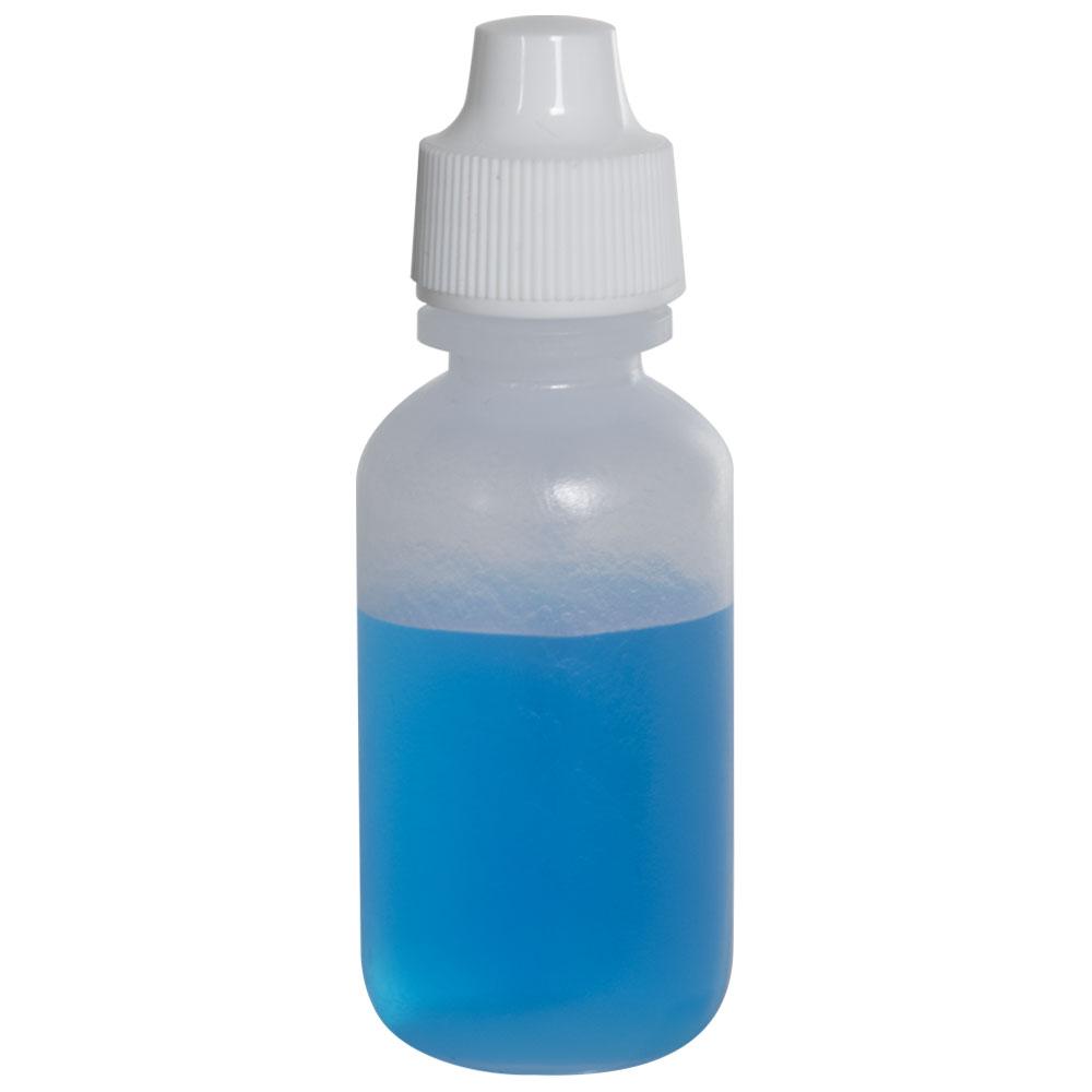 30mL Indicator/Dispensing Bottle with Tube, Tip & Cap