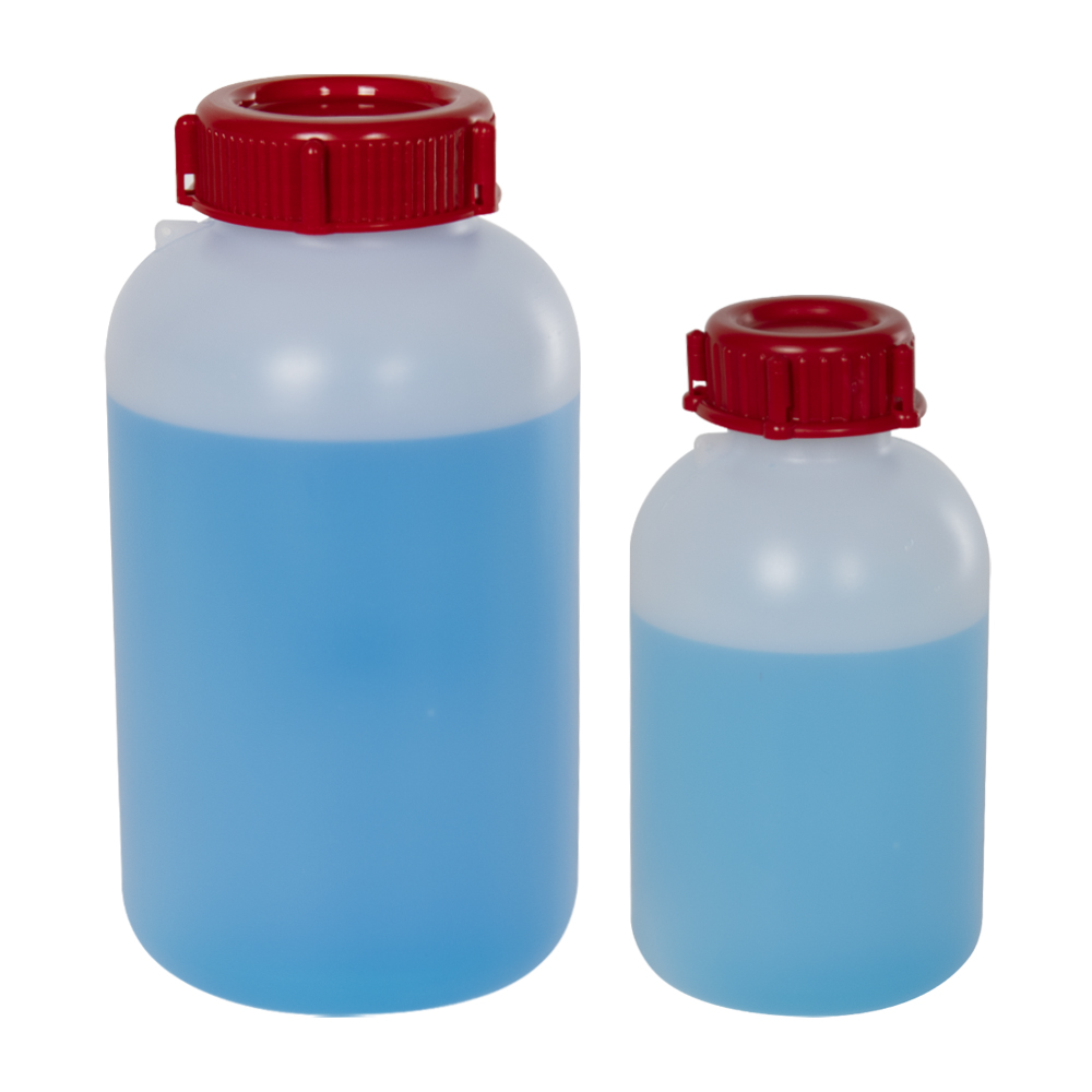 Sealable Wide Neck Bottles