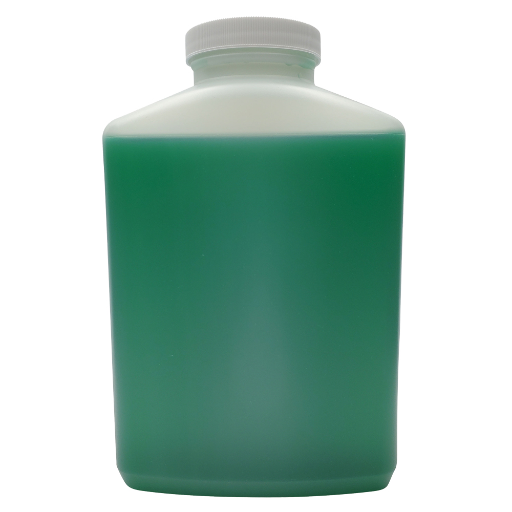 500mL Pre-Cleaned & Certified Oblong Smart Containers with Caps with F217 Liner - Case of 12