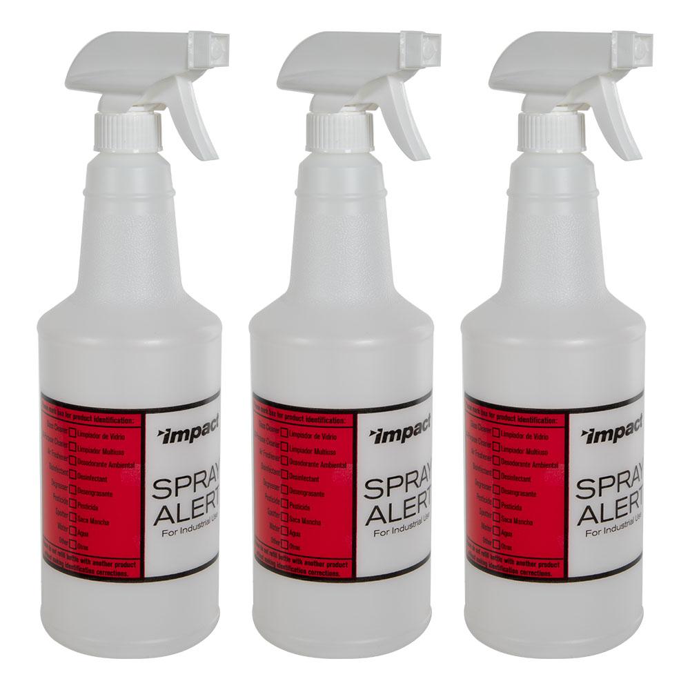 24 oz. Spray Alert® System Bottle & Sprayer - Pack of 3