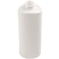 200mL White Foamer Bottle (Foamer Dip Tube Sold Separately)