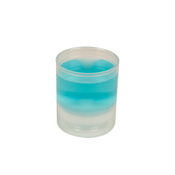 50mL Natural Polypropylene Pearl Airless Dispenser  (Pump Sold Separately)