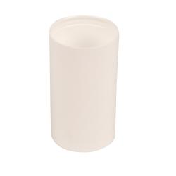 100mL White Polypropylene Pearl Airless Dispenser  (Pump Sold Separately)