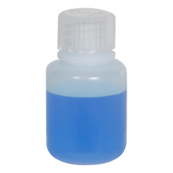 1 oz./30mL Nalgene™ Narrow Mouth Pass-Port IP2 HDPE Shipping Bottle with 20mm Cap