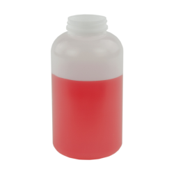 32 oz. Wide Mouth Round HDPE Jar 53/400 Neck  (Cap Sold Separately)