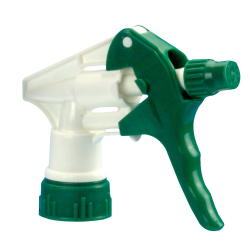 "28/400 Green & White Model 250™ Sprayer with 9-1/4"" Dip Tube"