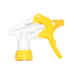 "28/400 Yellow & White Model 250™ Sprayer with 9-1/4"" Dip Tube"
