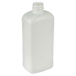 Blake Oblong HDPE Bottle