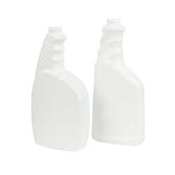 White Pistol Grip Spray Bottles