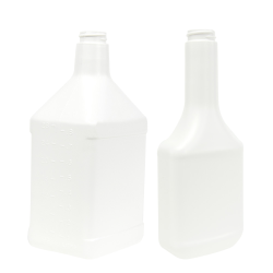 Cone Top Bottles & Cap