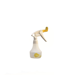 8 oz. Spray Bottle with Yellow & White 360° Sprayer
