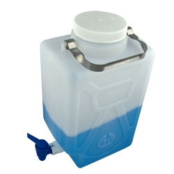 2 Gallon/9 Liter Nalgene™ HDPE Carboy with Spigot