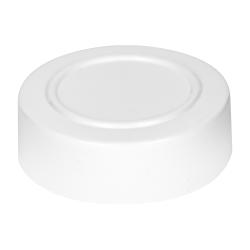 43/485 White Polypropylene Spice Cap