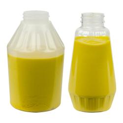 Mustard Bottles