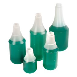 Delta Round Spray Bottles