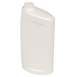 Off-Set Neck Squeeze Bottle