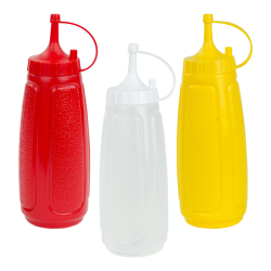 Squeezable Dispensers
