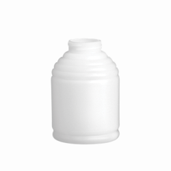 16 oz. (Honey Weight) HDPE Skep Bottle with 38/400 Neck  (Cap Sold Separately)