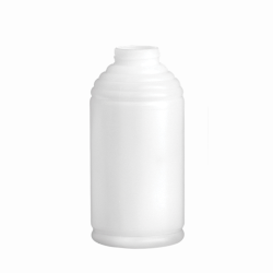 24 oz. (Honey Weight) HDPE Skep Bottle with 38/400 Neck  (Cap Sold Separately)