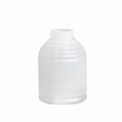 16 oz. (Honey Weight) LDPE Skep Bottle with 38/400 Neck  (Cap Sold Separately)