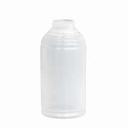 24 oz. (Honey Weight) LDPE Skep Bottle with 38/400 Neck  (Cap Sold Separately)