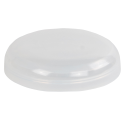 70/400 Natural Polypropylene Dome Cap