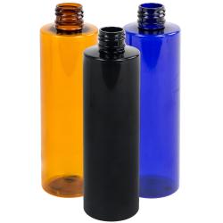 Colored PET Cylinder Bottles