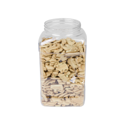 120 oz. PET Pinch Grip Jar with 110mm Neck (Cap Sold Separately)