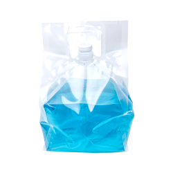2-1/2 Gallon Collapsible Bottle with 38/400 Cap