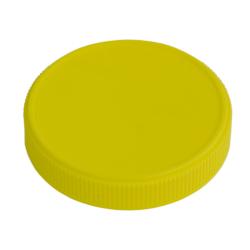 Yellow 70mm Gloss Finish Cap