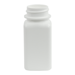 Square HDPE Bottles