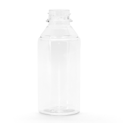 5 oz. Clear PET Flairosol Spray Bottle (Sprayer & Cap Sold Separately)