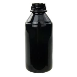 5 oz. Black PET Flairosol Spray Bottle (Sprayer & Cap Sold Separately)