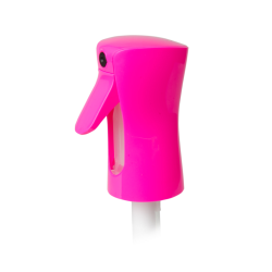 Pink Fine Mist Sprayer with Dip Tube for 5 oz. Bottle