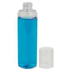 PET Bottle with Indented Shoulder & Overcap