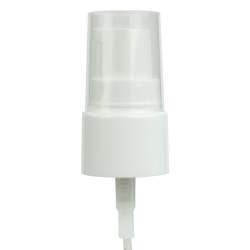 "20/410 White Treatment Pump - 5-1/4"" Dip Tube"