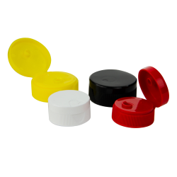 Snap-Top Dispensing Caps