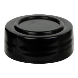 43/485 Black Polypropylene Spice Cap