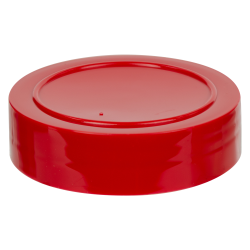 63/485 Red Polypropylene Spice Cap