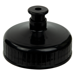 "63/400 Black Push-Pull Closure with .247"" Orifice"
