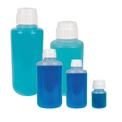 Thermo Scientific™ Nalgene™ Polypropylene Heavy-Duty Vacuum Bottles with Caps