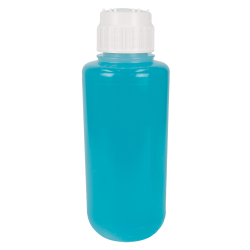 160 oz. Nalgene™ Polypropylene Heavy-Duty Vacuum Bottle with 83B Cap
