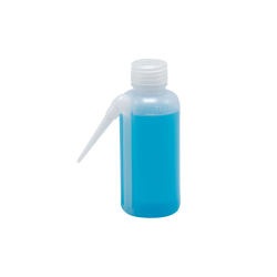 4 oz./125mL Nalgene™ Wide-Mouth Unitary™ Wash Bottles with 24mm Cap