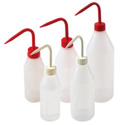 Azlon® Sloping Shoulder Wash Bottles