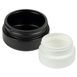 HDPE Low Profile Jars
