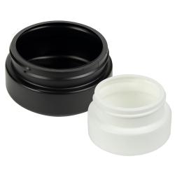 HDPE Low Profile Jars