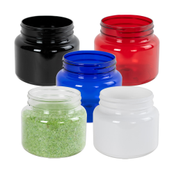 PET Squat Jars