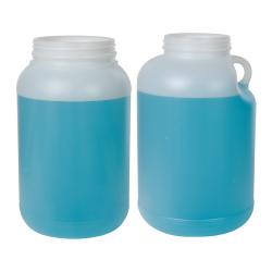 HDPE Round Jars