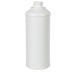 Steelyard Round Bottle with Cap