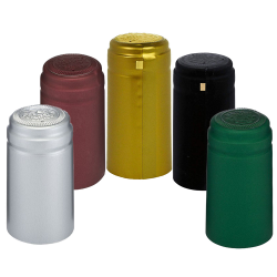 Glass Bottle Shrink Capsules